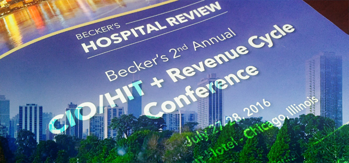 National Medical Billing Services Senior Executives Chosen as Keynote Panelists at  Becker's Hospital Review 2nd Annual CIO/HIT + Revenue Cycle Conference