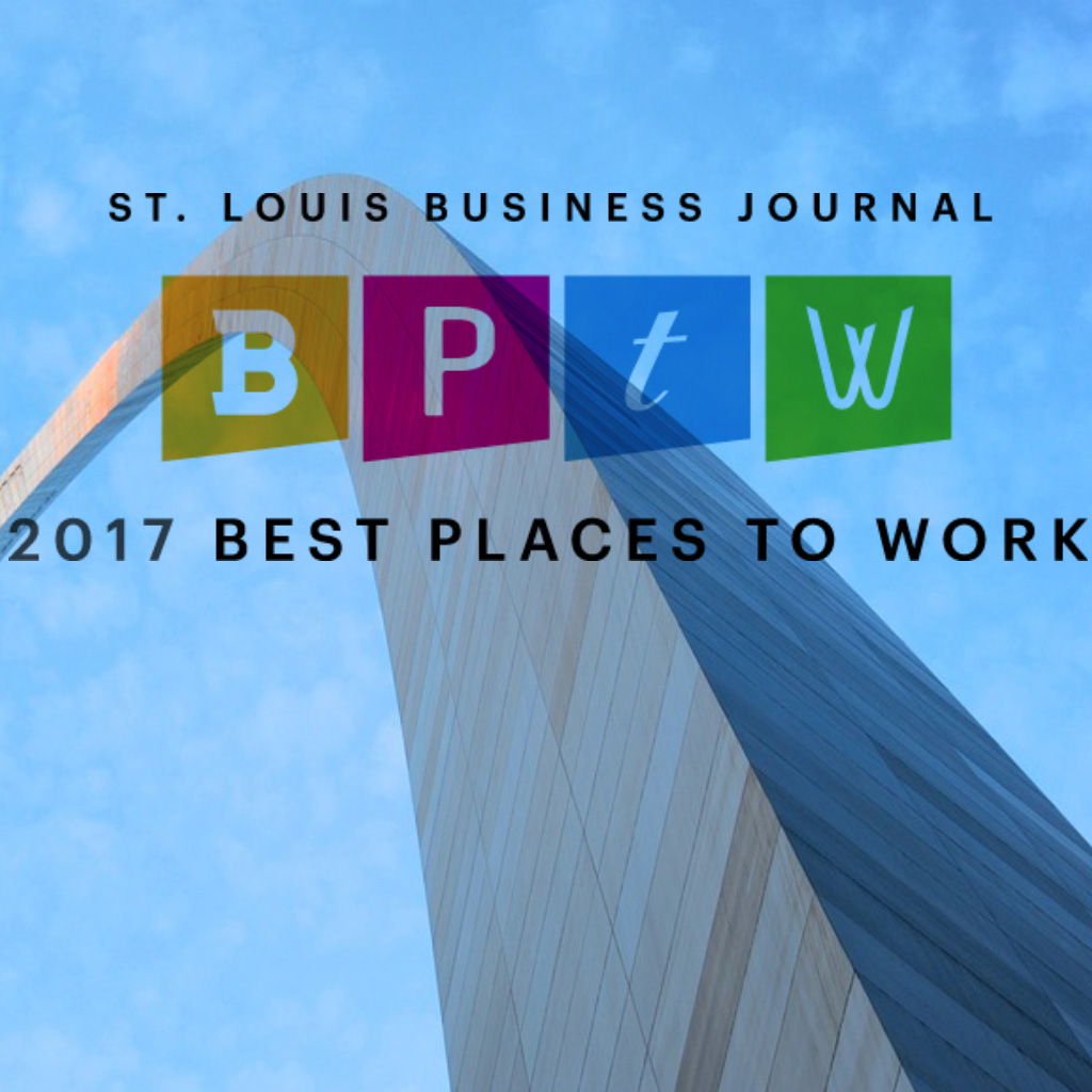 2017 Best Places to Work - St Louis Business Journal